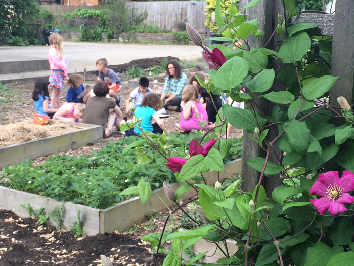 The Enright Garden Is The Product Of A Unique Collaboration Between Kentucky  Avenue School, Enright Park Neighborhood Association And Repair The World.